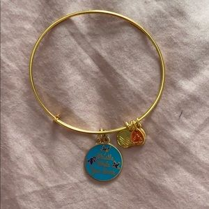 Disney Alex and Ani - gold